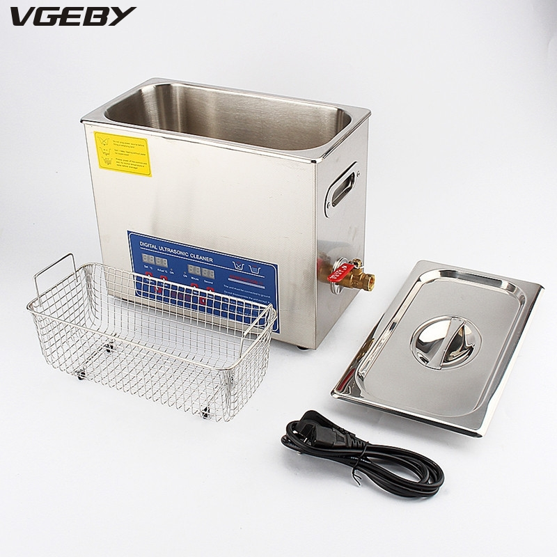 Ultrasonic-Cleaner Cleaning-Machine Heated-Timer Local Digital Stainless-Steel 2/3/6-/.. title=