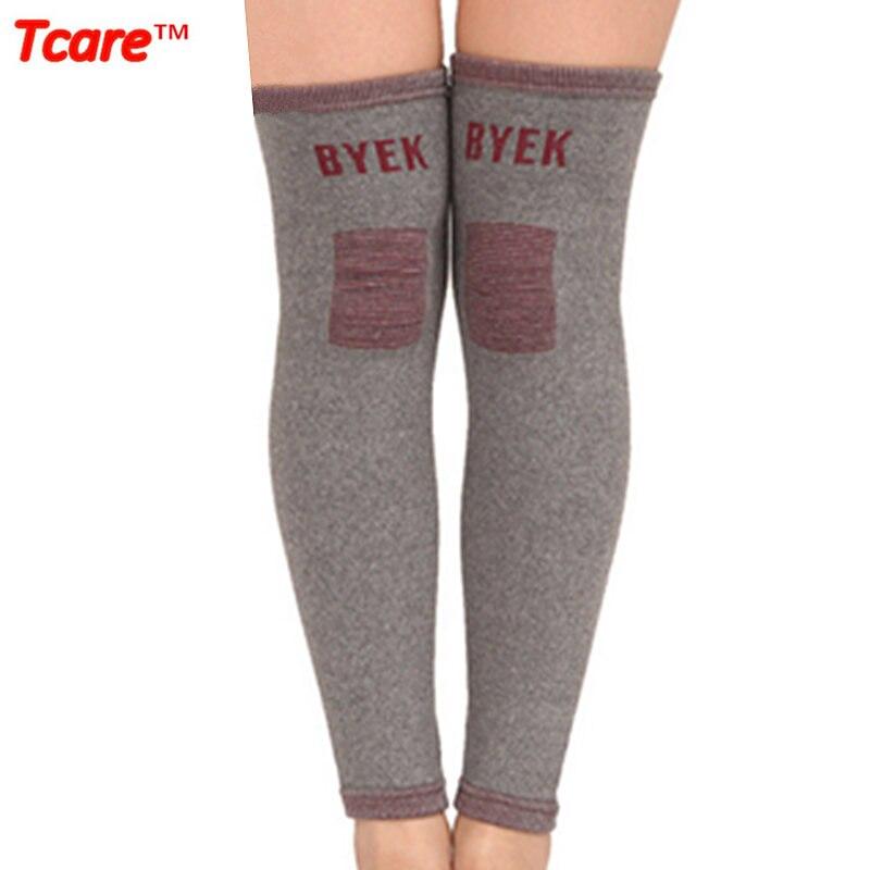 Tcare Multifungsi Knee Brace Dukungan Perawatan Kesehatan Terapi Magnet Inframerah Jauh Kneepads Warm Leg Knee Braces
