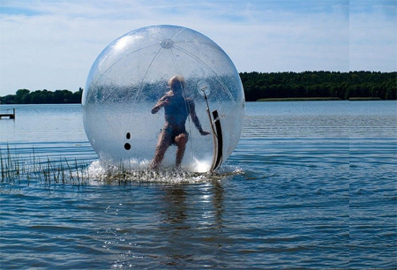 2m Tizip Water Walking Ball Water Zorb Ball Giant Inflatable Ball Zorb Balloon Inflatable Human Hamster Ball With Free Shipping Toys & Hobbies