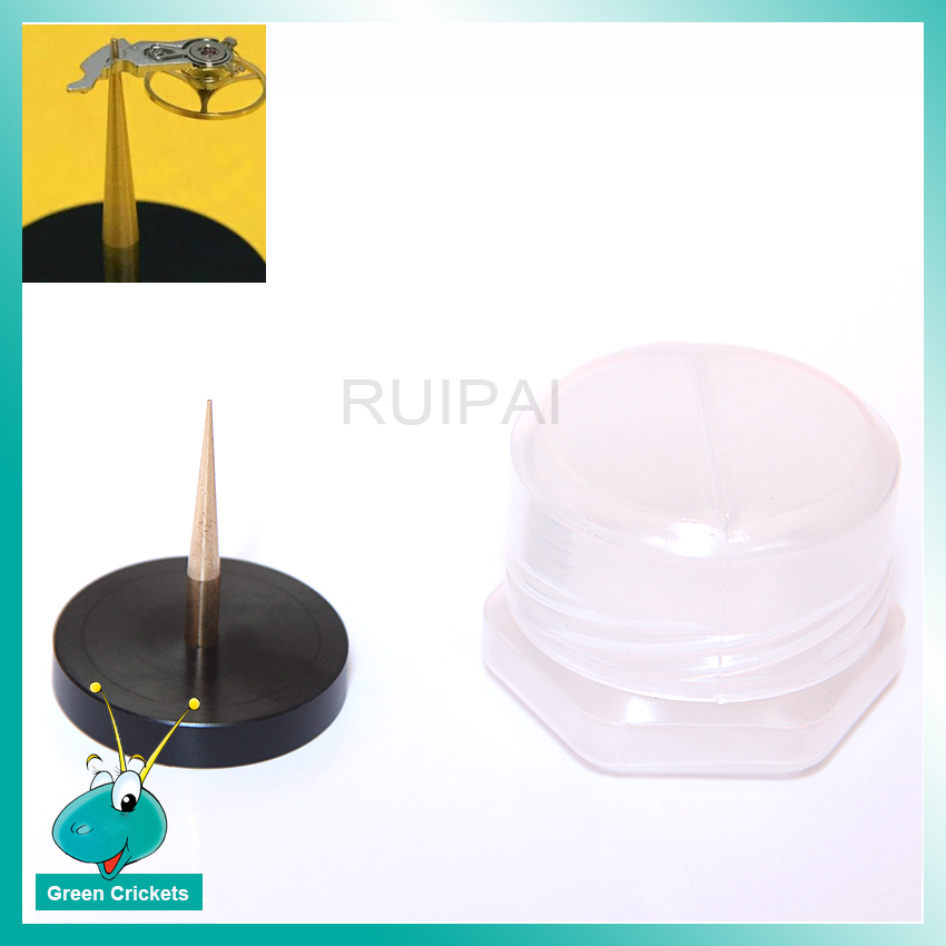 High-End Watch Balance Holder Tool,Easy Holding Watch Balance Parts for Watchmakers repairing цена