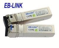 For Foundry, SFP 10G BX20 U/SFP 10G BX20 D 20KM BiDi WDM SFP+ Module 10GBase Pair Price