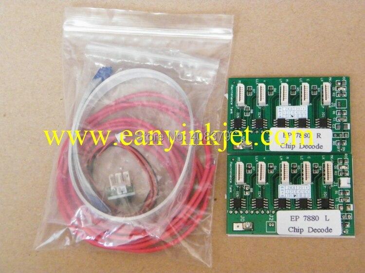 7880 printer decoder 7880 chip decoder  for Ep Stylus pro 7880 9880 7450 9450 printer chip decoder for ep stylus pro 7400 9400 printer