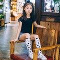 New 2016 autumn Winter Fashion Wild Warm Socks Cute Cartoon Puppy Casual comfort and high quality Children Socks