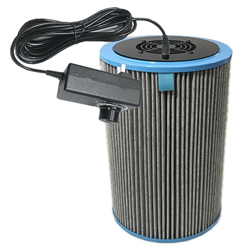 Us 47 63 42 Off New Diy Air Purifier Homemade Air Cleaner Hepa Filter Remove Pm2 5 Smoke Odor Dust Formaldehyde Home Car Deodorization In Air