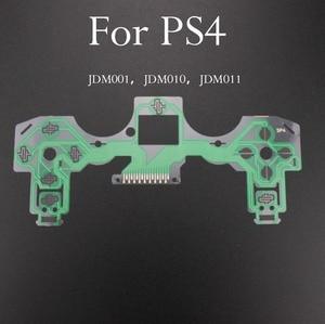 Image 2 - Per PlayStation 4 PS4 Pro Slim Controller Conduttivo Film Tastiera del Cavo della flessione per il Dualshock 4 Ribbon Circuit Board JDS 050 040 030