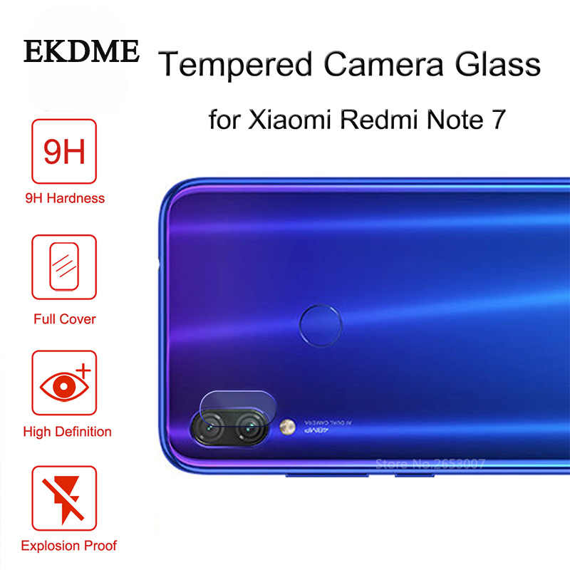 Camera Glass For Xiaomi Play Note3 Mi8 SE A2 Lite Mi6X 5X A1 PocophonF1 Glass Lens For Redmi 7 Note 6Pro Mix2 2S Max 3 Pro S2