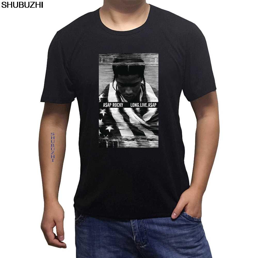 ASAP Rocky Long Live Funny Hip Hop Rap Men Vest Unisex T