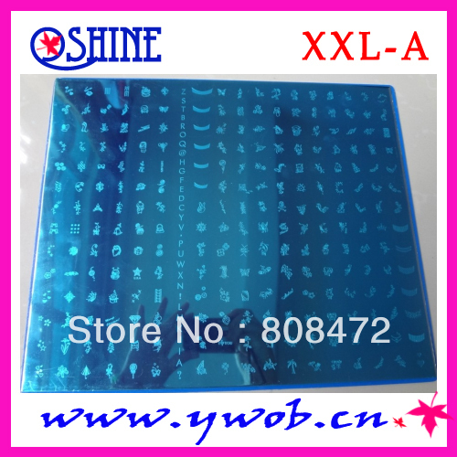 New Stamping Big size Template XXL size XXL-A ...