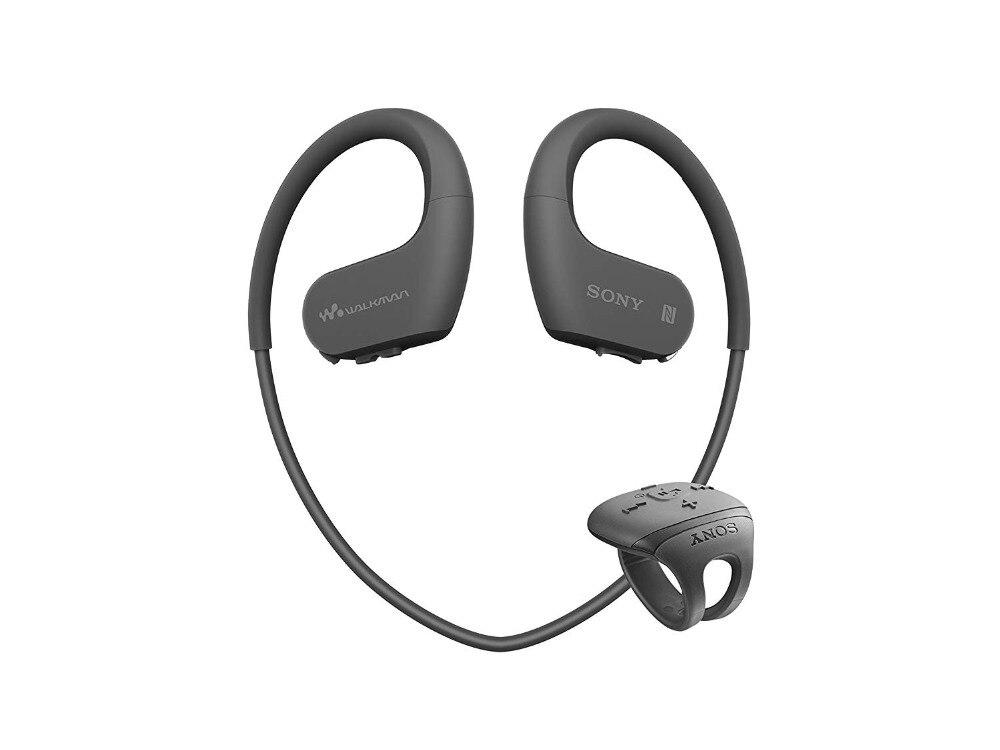 SONY Headphone Integrated Type Walkman NW-WS625  (16GB) (Black)  Bluetooth Free Shipping Mp3 Player Bluetooth
