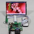 HDMI VGA 2AV lcd  Controller board VS-TY2662 V1 7inch HSD070PWW1 C00 1280x800 IPS 690cd  lcd panel+Remote controller