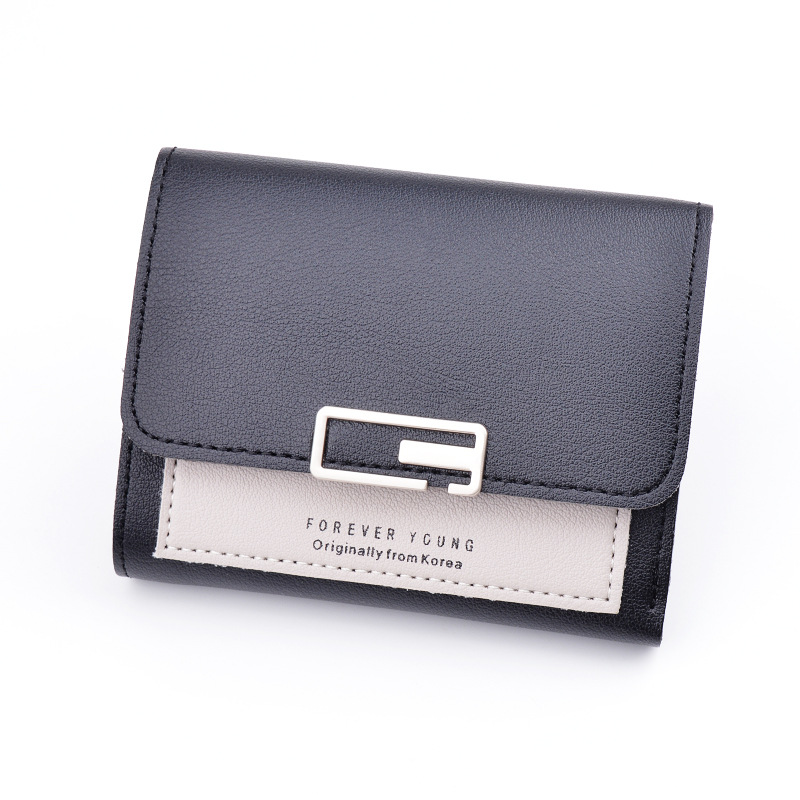Matte Leather Small Women Wallet Luxury Brand Famous Mini Womens Wallets And Purses Short Female Coin Purse Credit Card Holder zooler brand women leather wallets handbag hot 2018 new stylish purse small wallet famous brand ol lady coin long purses 3905
