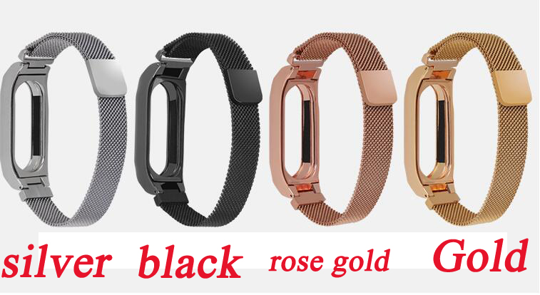 Leather Wrist Strap mi band 3 Bracelet for Xiaomi mi band 3 Wrist Strap Belt Lea