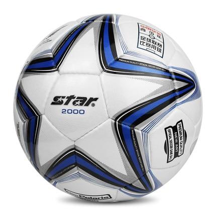 Original Star SB225 High Quality Standard Soccer Ball Training Balls soccer Official Size 5 Pu Soccer Ball 5 bw sb 1255