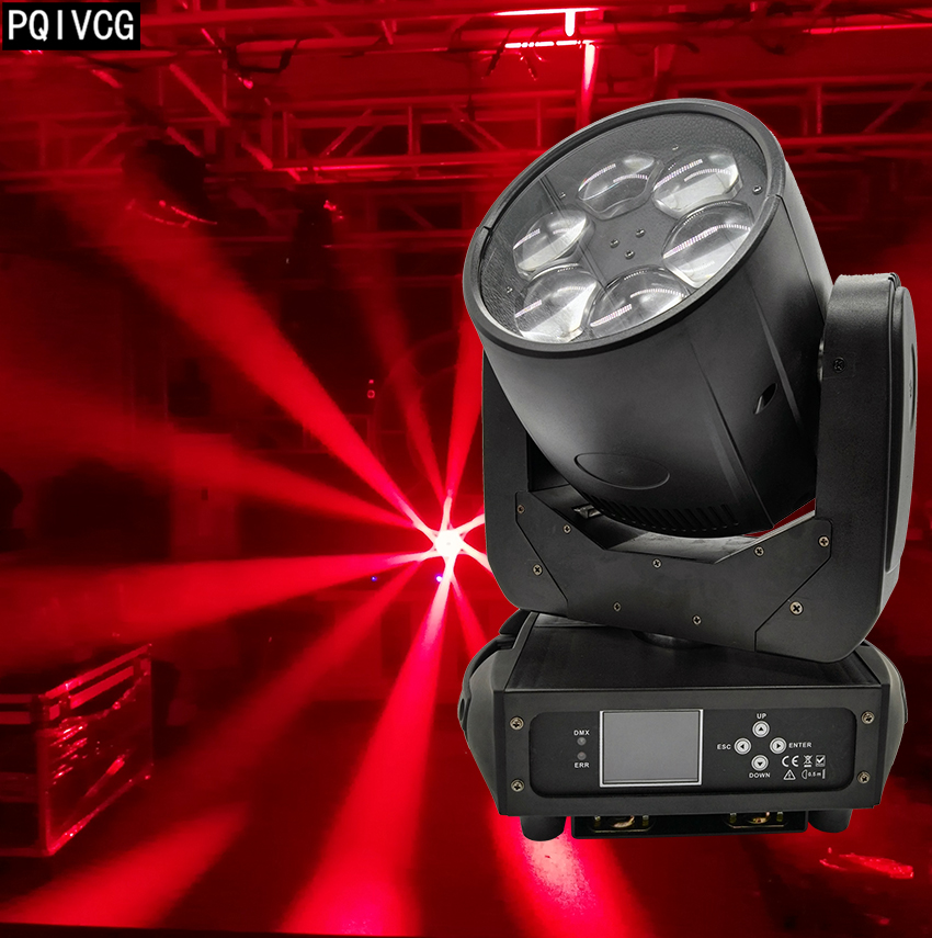 New! 6X40W Led ZOOM Beam light RGBW 4in1 DMX512 Moving Head Wash lights 6x40w LED BEAM ZOOM WASH Lights New! 6X40W Led ZOOM Beam light RGBW 4in1 DMX512 Moving Head Wash lights 6x40w LED BEAM ZOOM WASH Lights