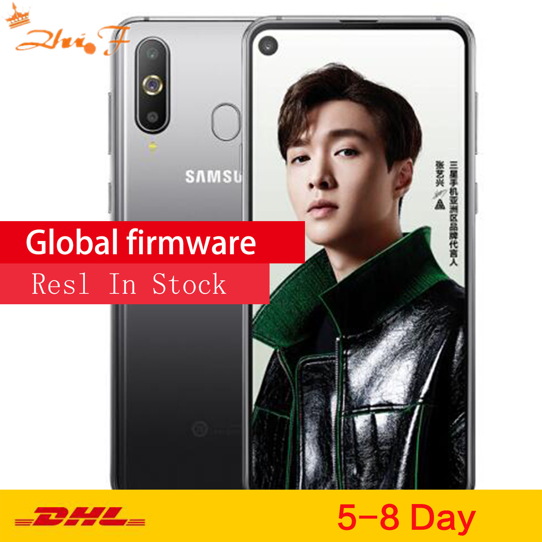 Samsung Galaxy A8s G8870 Smartphone Three Rear Cameras 3400mAh 6GB 128GB Snapdragon 710 Otca core NFC Android Cellphone