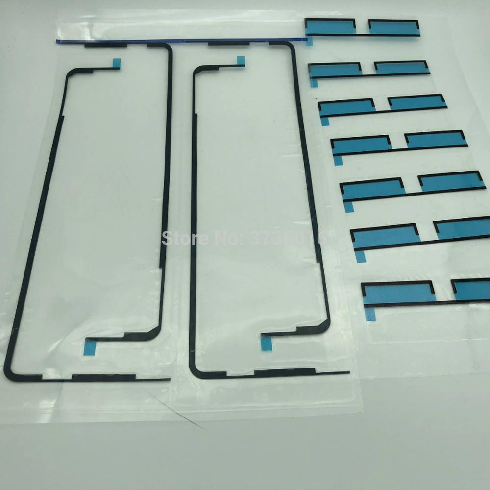 10pcs/lot Frame Adhesive For Ipad Pro 9.7 Frame To Lcd Adhesive Top Bottom Middle For Ipad Pro 9.7 Lcd Repair Use Oem Quality