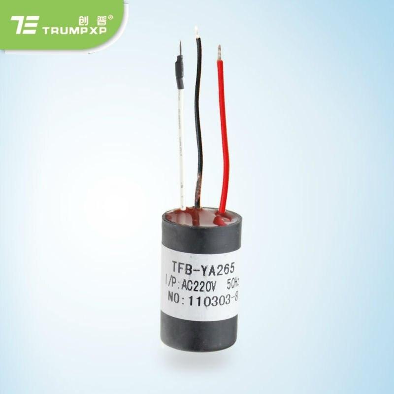 1 шт. TRUMPXP TFB-Y65 AC110V фен гладить воздуха Purfier LED энергосберегающие лампы генератор анионов
