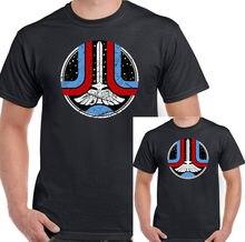 цены на The Last Starfighter Mens Retro Movie T-Shirt Classic 80's Film Arcade Game Harajuku Tops Fashion Classic Unique free shipping в интернет-магазинах