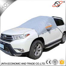 Half Thicken car cover PEVA and aluminum film automobile exterior accessories water and snow prevention