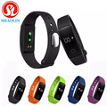 SHAOLIN ID107 Bluetooth Smart Bracelet smart band Heart Rate Monitor Wristband Fitness Tracker for Android iOS vs mi band 2