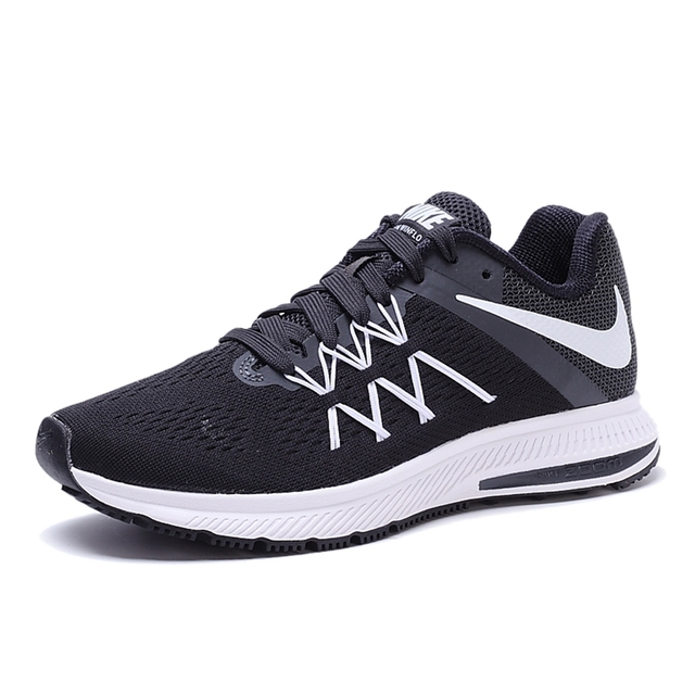 Original New Arrival 2017 NIKE WMNS NIKE ZOOM WINFLO 3 Women's  Running Shoes Sneakers