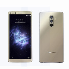 Ursprüngliche DOOGEE MIX 2 4G Handys Android 7.1 6 GB + 128 GB Octa-core Smartphone 4 Kameras 5,99 zoll 2160*1080 FHD + Zell telefon