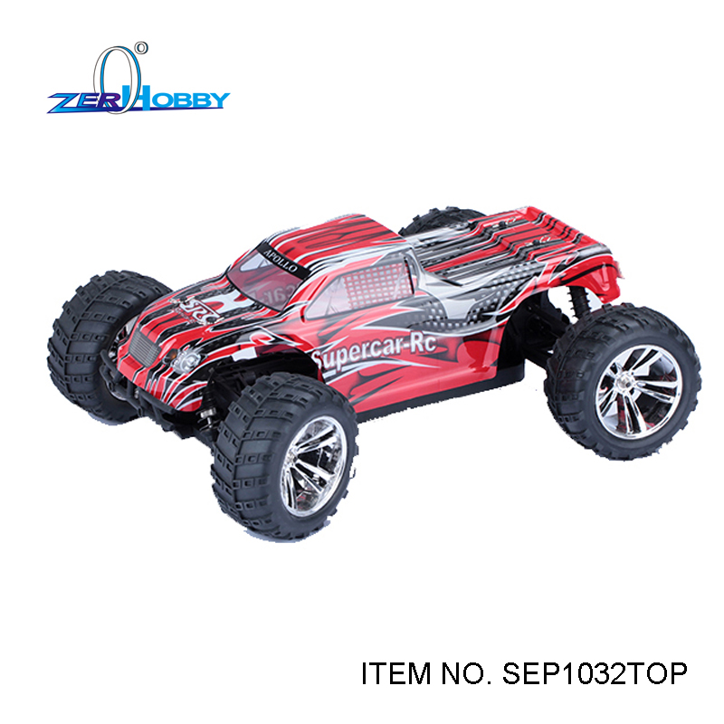 Rc Car Hobby Toy 1/10 Scale Electric Power Remote Control Car Brushless High Speed 4WD Off Road Monster Truck (Model SEP1032TOP) hsp rc car 1 10 scale off road monster truck 94111pro remote control car high speed hobby brushless motor 4wd electric car