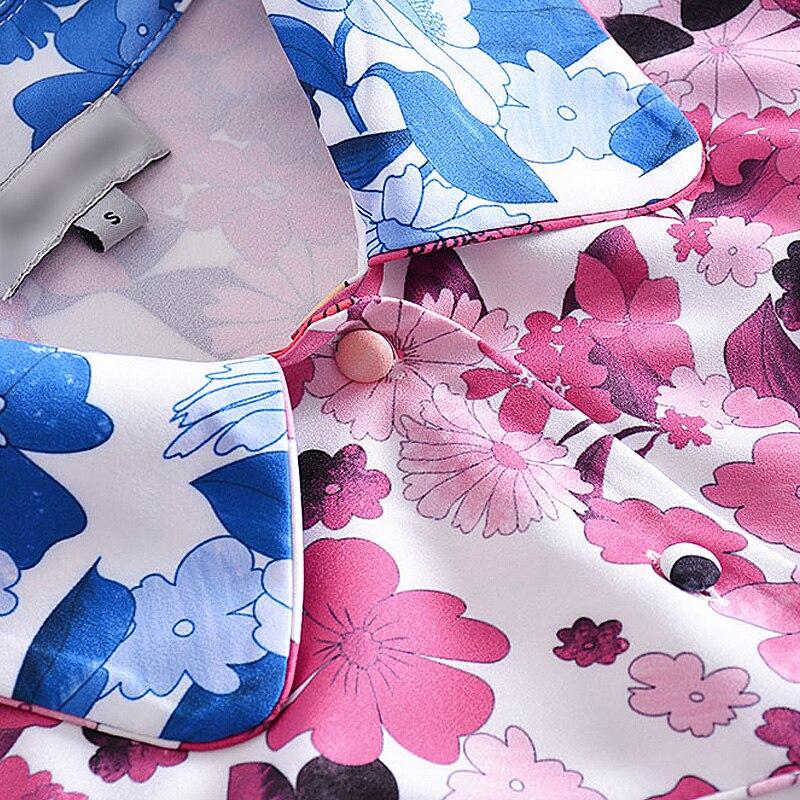 2018 Elegante Primavera Impresión Playa Floral Mujeres Alta Fiesta Calidad Oficina Moda Chifón Verano Boho Multiple Vestido Nuevas Vintage Ajustado Estrella 5qCWEgw1