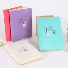 Fromthenon Cute Macaron Leather Cover Notebook Personal Diary Student Weekly Planner Organizer Agenda 2018 Kawaii Stationery