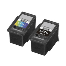 Vilaxh PG-540 CL-541 Ink Cartridges For Canon PG 540 CL 541 PIXMA mg3250 MG3255 MG3550 MG4100 mg4150 MG4200 mg4250