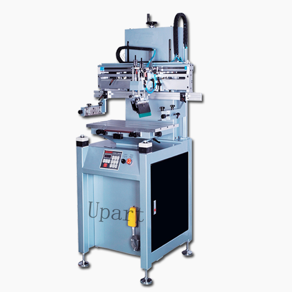 Guangdong Factory Single Color Automatic Flat Screen Printing Machine