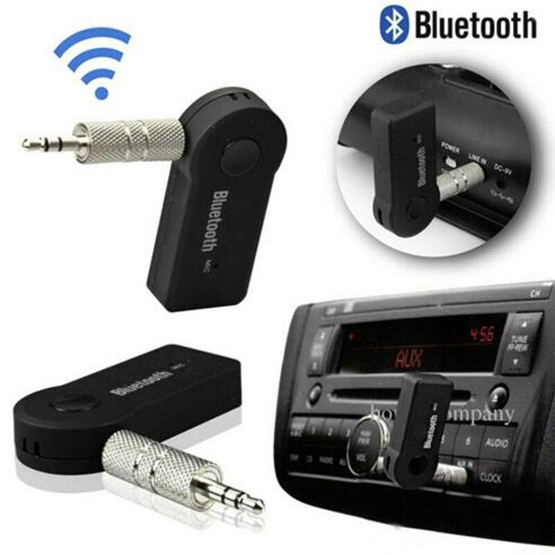 Dehyaton беспроводной Bluetooth Динамик Приемник адаптер для наушников 3,5 мм аудио стерео музыкальный приемник Домашний Беспроводной bluetooth-разъем