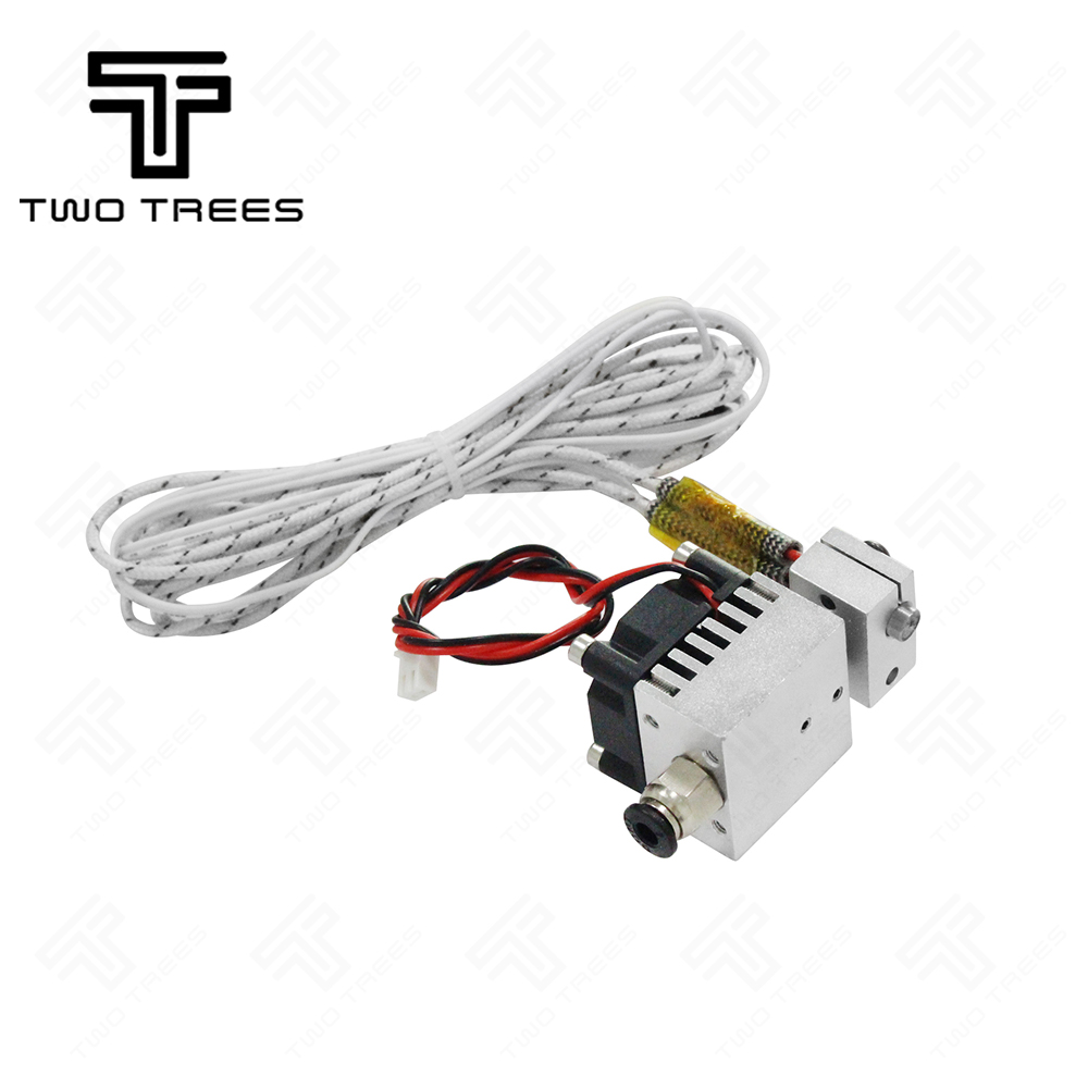 3D Printer V6 Wade Short distance J-head Hotend 12V for 1.75mm/3.0mm Extruder with mm Nozzle &Cooling fan for RepRap All metal