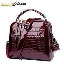 กระเป๋าถือผู้หญิง2020ออกแบบจระเข้หนังCrossbodyกระเป๋าสุภาพสตรีกระเป๋าBolsa Feminina Sac A Main Femme