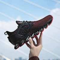 Hot sale 2018 Fashion adult Non slip Male Shoes high quality Casual Shoes For Men Spring/Autumn Breathable sneaker Leisure shoes