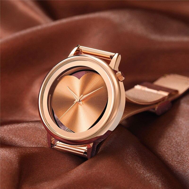 2018 Hot Sale Luxury brand women watches Lvpai Women's Casual Quartz Steel Mesh Band Watch Analog WristWatch moda mujer reloj 21 2