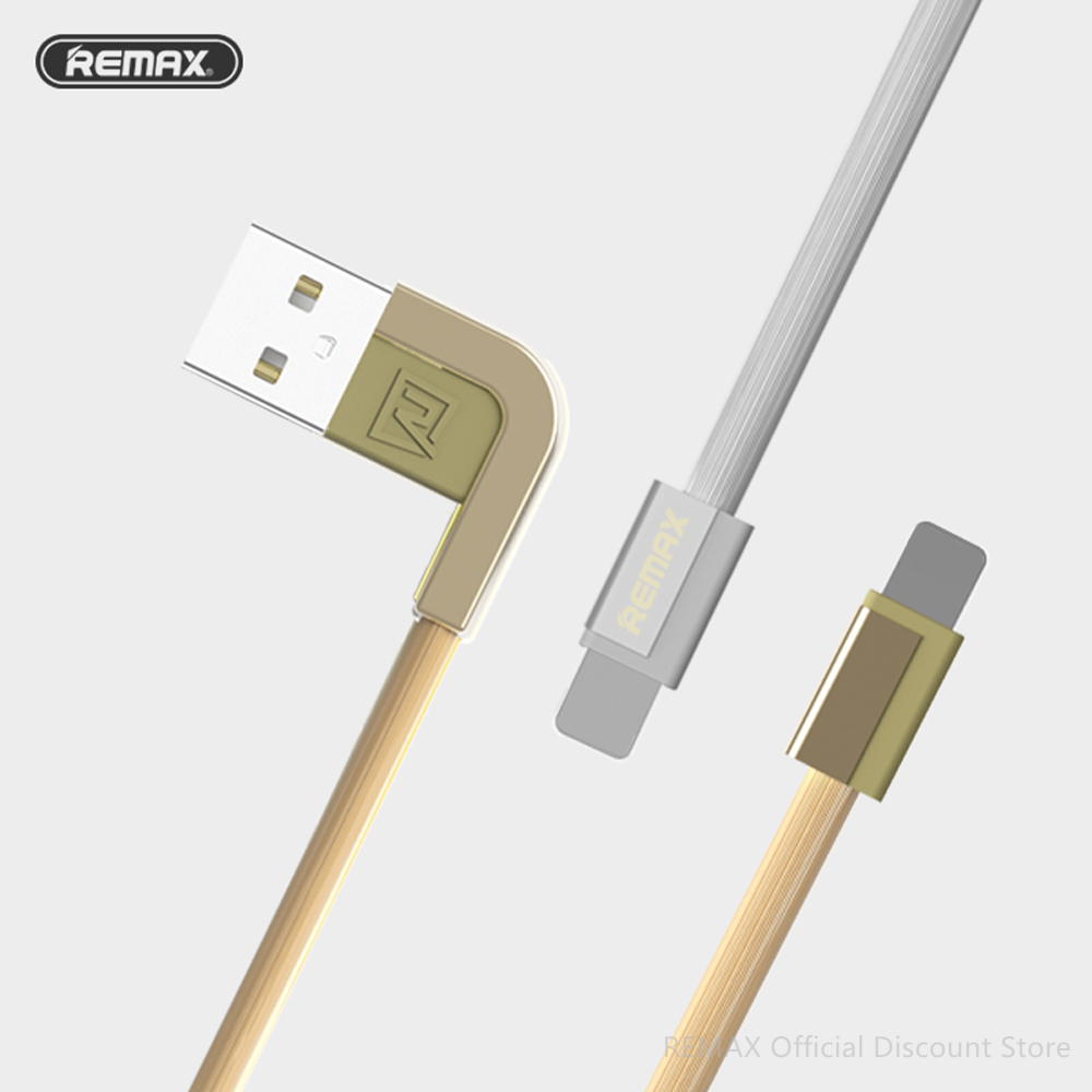 Remax bending design 2.1 A fast charge usb cable For iPhone 7 6 6s plus strong Data Sync Charger Cable For iPhone 5 5s 6 7 plus