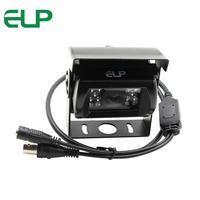 720 P 18 UNIDS IR LED Cámara Analógica AHD 1MP mini coches retrovisor de la cámara de Alta definición