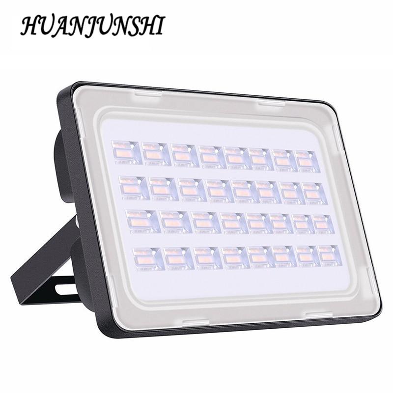 फैक्टरी मूल्य एलईडी फ्लड लाइट 100 वाट फ्लड लाइटिंग 200-240V 100W फ्लडलाइट आउटडोर एलईडी लाइट लैंप फ्री शिपिंग 5 जीबी / लॉट