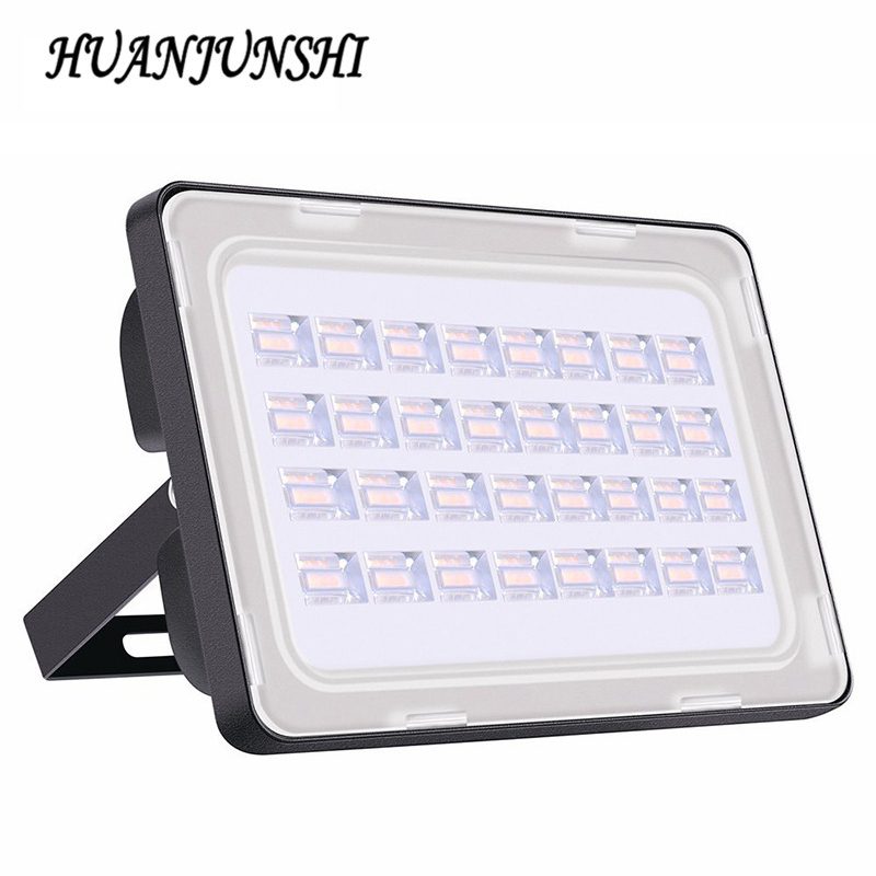 Factory Price LED Flood Light 100 watts Flood Lighting 200-240V 100W Floodlights Outdoor Led Light Lamp Free Shipping