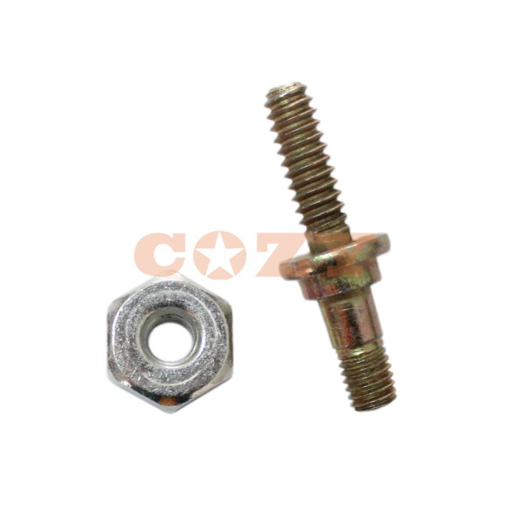 Tools Bar Stud Nut Screw Kit For Stihl 029 Ms290 039 Ms390 Ms310 Chainsaw Long And Short Replacement 11276642405 11276642400 Chainsaws