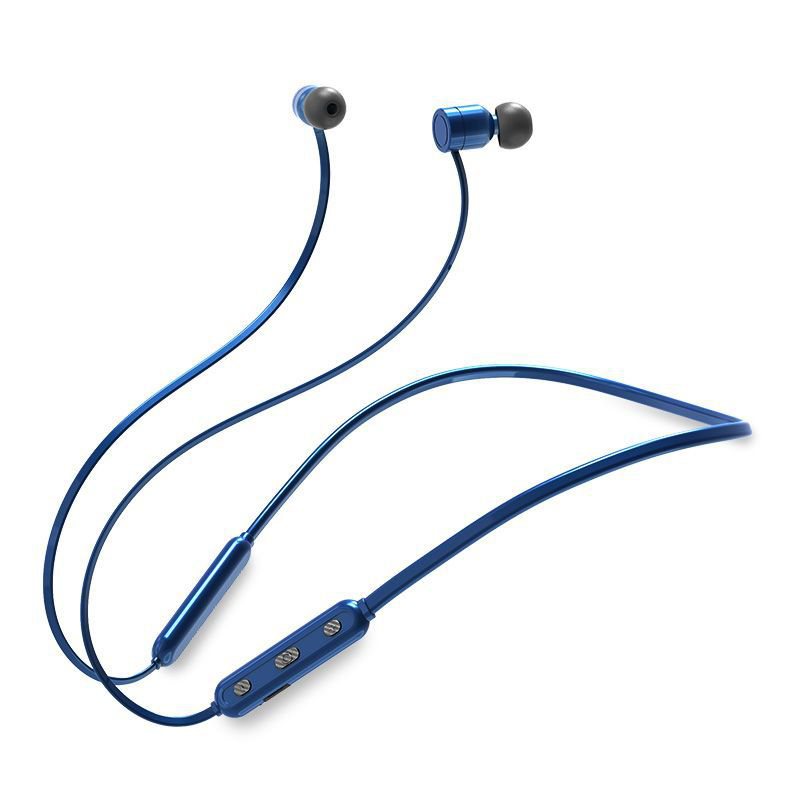 IPX5 Waterproof Earphones Sports Wireless Headphones Stereo Magnetic 4.1 Headset Bluetooth Earphone with Mic for Phone