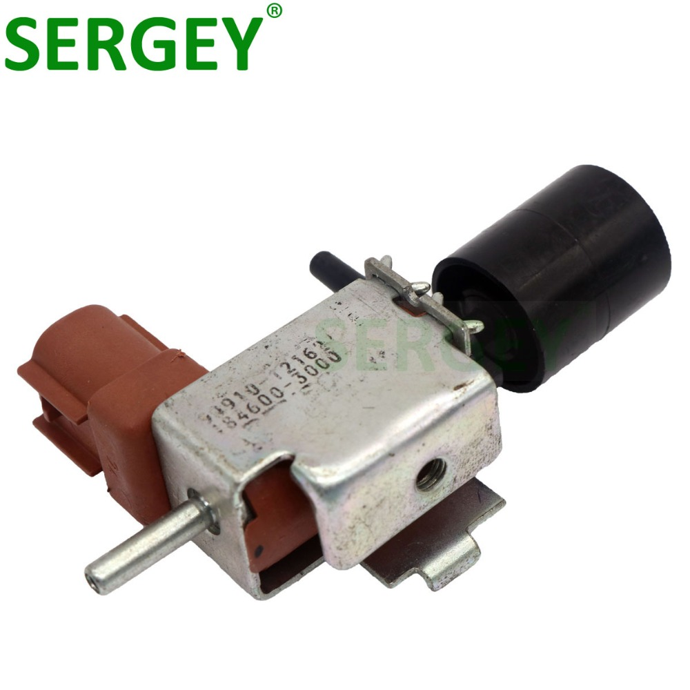 Original EGR Vacuum Switch Valve Solenoid Sensor VSV For TOYOTA 90910-12162 184600-3000