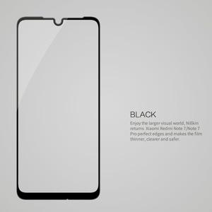 Image 5 - Redmi Note 7 verre Nillkin CP + couverture pleine colle protecteur décran verre trempé pour Xiaomi Redmi Note 9S 8 9 Pro Max 9A