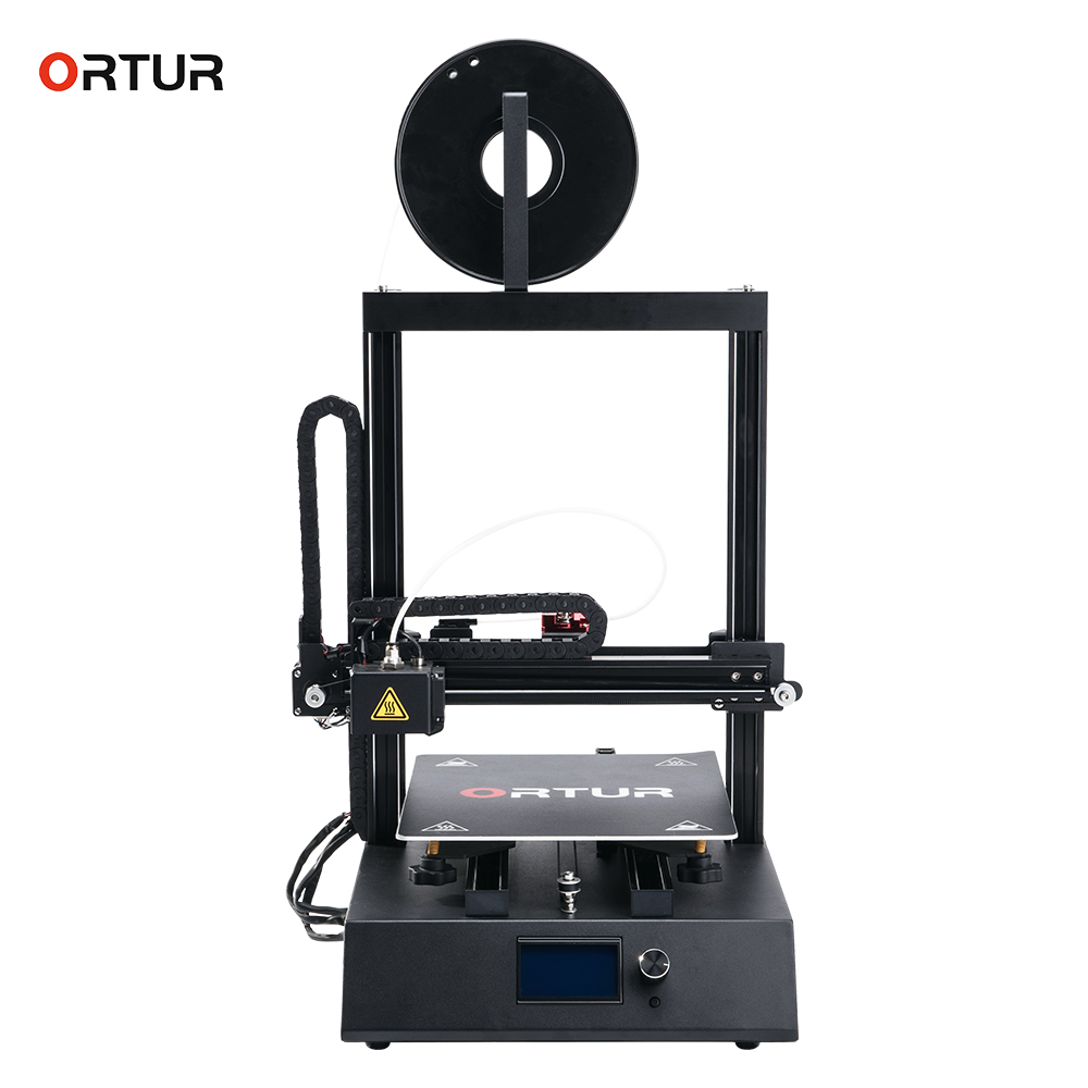 Ortur4 High Accuracy Impresora 3d Good Velocity Home Use 3D Printer Power Resume Filament Sensor Auto Leveling Imprimante 3d