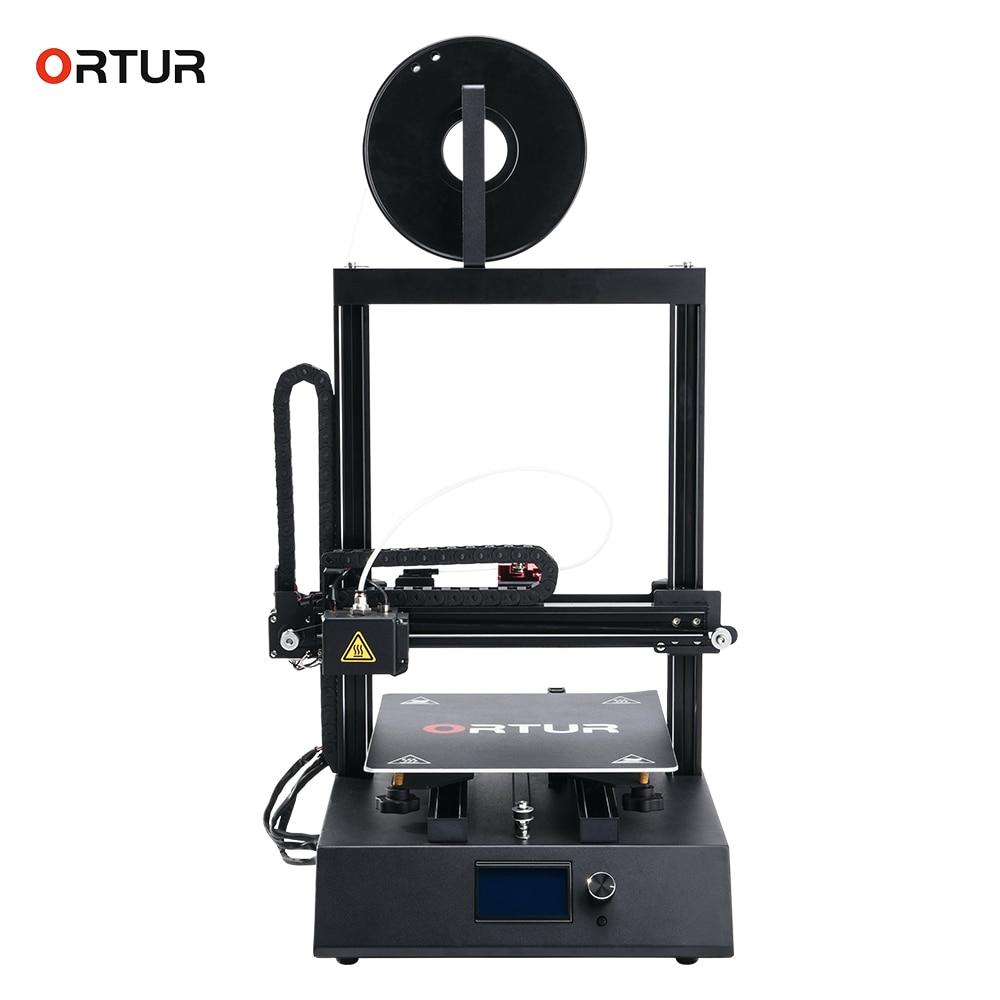 Ortur4 High Accuracy Impresora 3d Good Velocity Home Use 3D Printer Power Resume Filament Sensor Auto Leveling Imprimante 3d