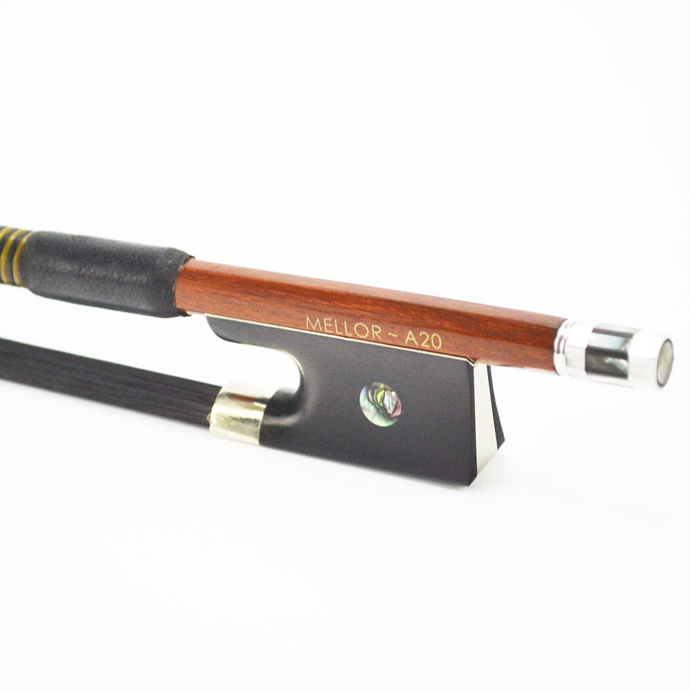 ***HURRY Special Offer!*** Black Horse Hair IPE wood Violin Bow Loud and Wild Tone A20 Violin Parts Accessories