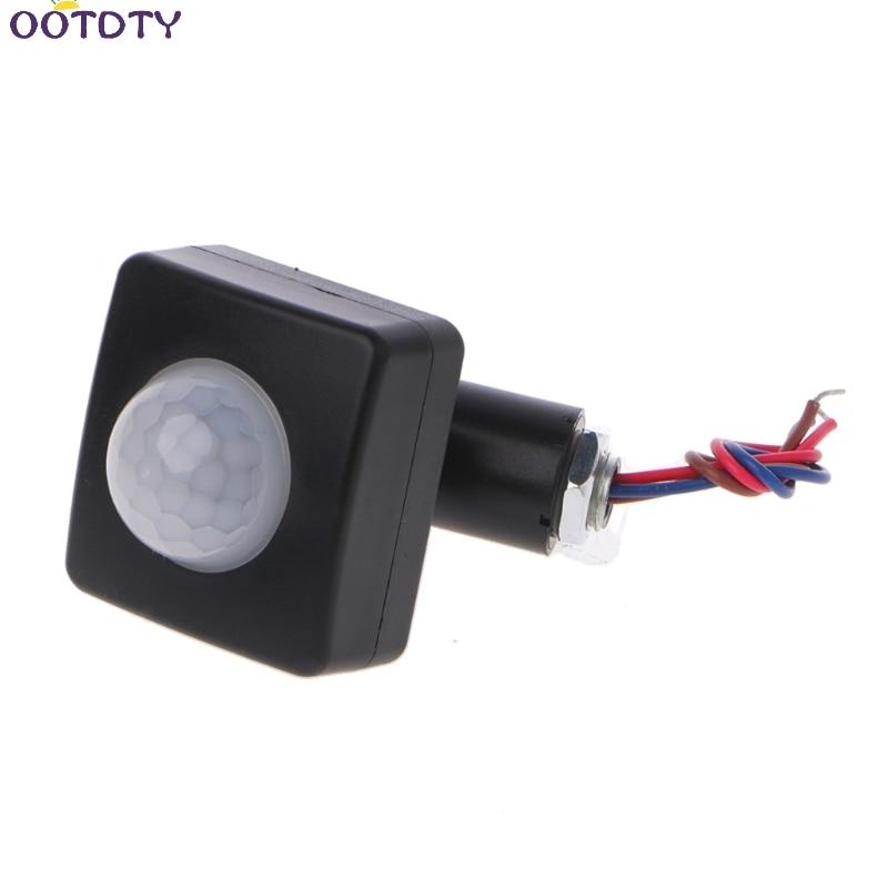 Led 110 Degree 100w Infrared Pir Motion Sensor Detector