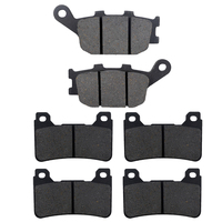 Motorcycle Front And Rear Brake Pads For HONDA CBR 600 RR 2005 2006 CBR 1000 RR