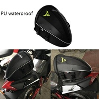MOTO CENTRIC Motorcycle Rear Back Seat Tail Bag Motorcycle Storage Waterproof Back Hump Bag Fashion Looking And High Quality